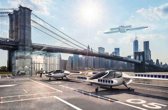 'Lilium' elektrikli kişisel jetler uçuşa hazır