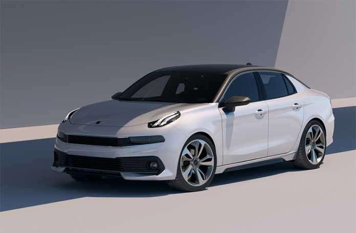 'The 03 Concept' üyelikle kullanılan ilk araba olabilir