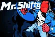 Hotline Miami'yi süper güçlerle birleştiren oyun: Mr. Shifty