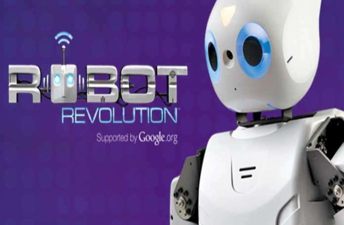 'Robot Revolution' Google