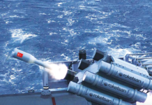 Roetsan Denizaltı savunma harbi roketi