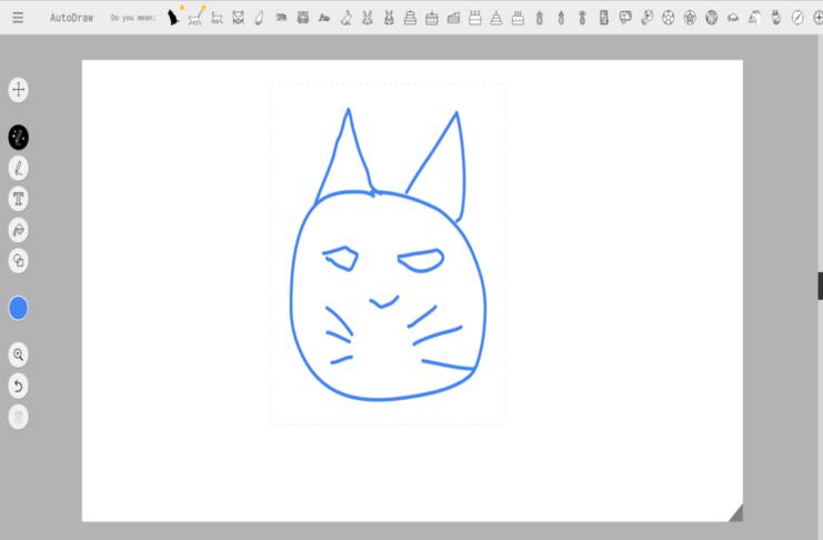 Taslak çizimlerinizi yapay zeka destekli Google AutoDraw ile sanatsal çalışmalara dönüştürün