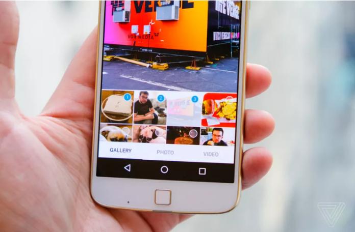 geçici mesajlar da Instagram Direct kalıcı olan mesaj akışının içerisinde