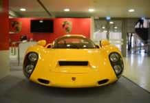 Kriesel Electric 66 model Porsche 910 aracın elektrikli versiyonunu üretti