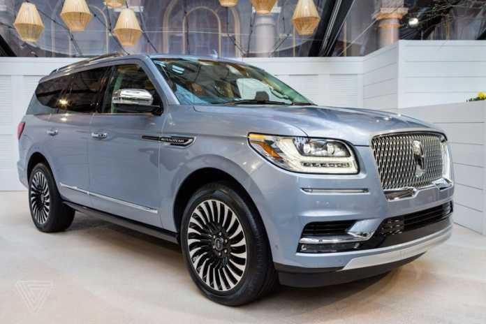 Yeni Lincoln Navigator