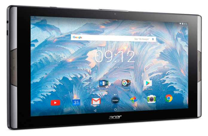 Acer 10 inch boyutunda quantum dot ekran