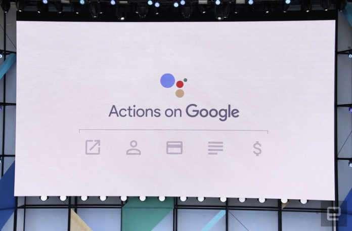 """Google'da Eylemler"""