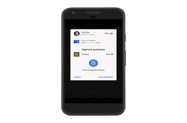 Android Pay işlemleri kolaylaşıyor