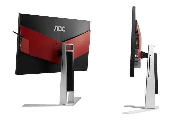 AOC, en hızlı NVIDIA G-SYNC uyumlu oyun monitörü ile karşınızda