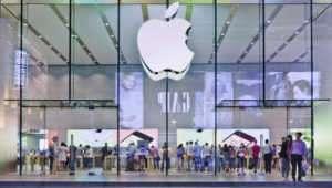 Singapur'daki Apple mağazası, Orchard Road'a farklı bir bakış açısı getiriyor