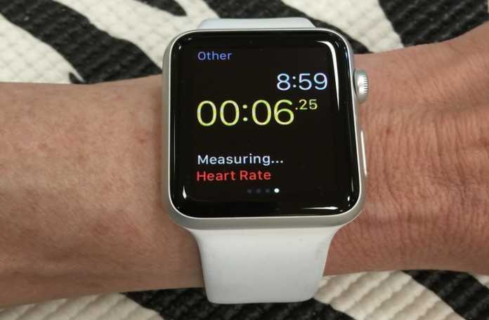 Apple Watch, anormal kalp atışlarının