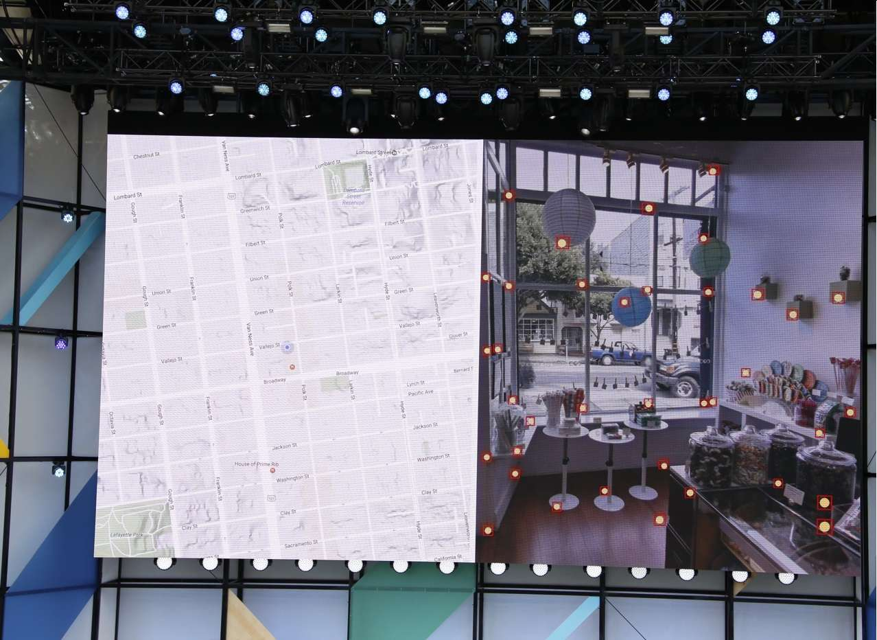 Google AR Konum Takibi