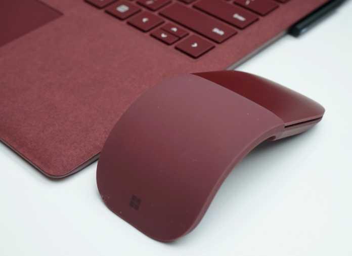 'Surface Arc Mouse (Yüzey Yay Faresi)'