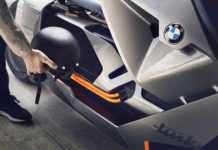 Biraz Schooter'ı andırıyor fakat bu, BMW'nin en son elektrikli motosiklet konsepti (BMW Motorrad Concept Link) olan, bilim kurgu filmlerindeki gibi geleceği hayal etmemizi sağlayan elektrikli motosiklet dizisi.