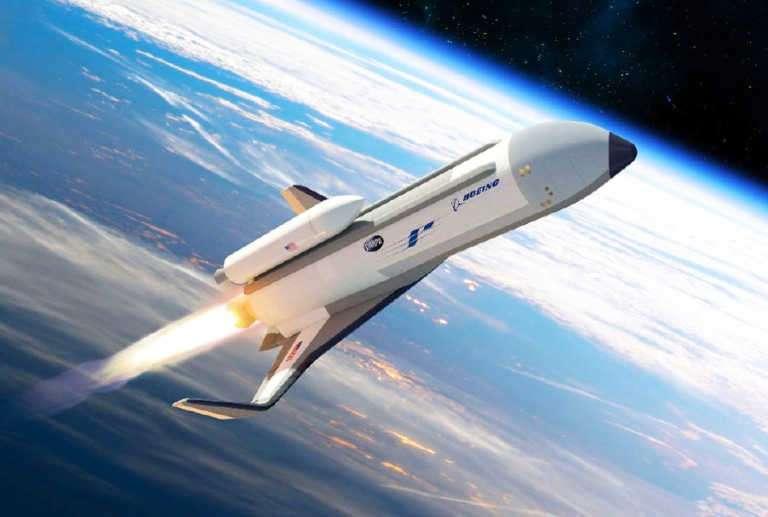 Boeing, DARPA'nın yeni hipersonik uzay uçağını inşa ediyor