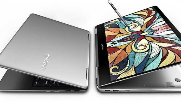 Samsung'un yeni ürünü: Notebook 9 Pro