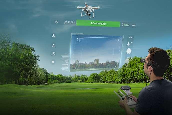 'Epson Moverio Drone Edition'