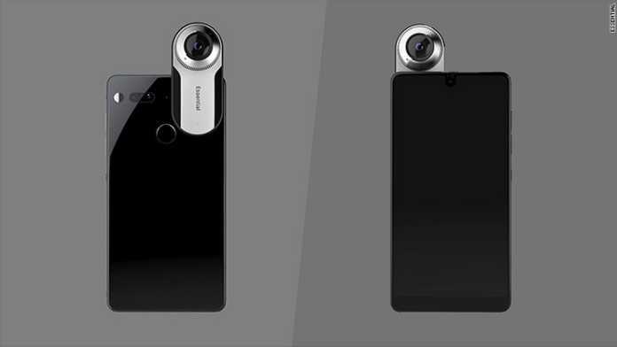 Essential Phone, kamerada devrim yapıyor