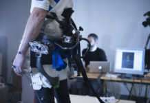 exo-shorts düşme engelleyici robotik giysi