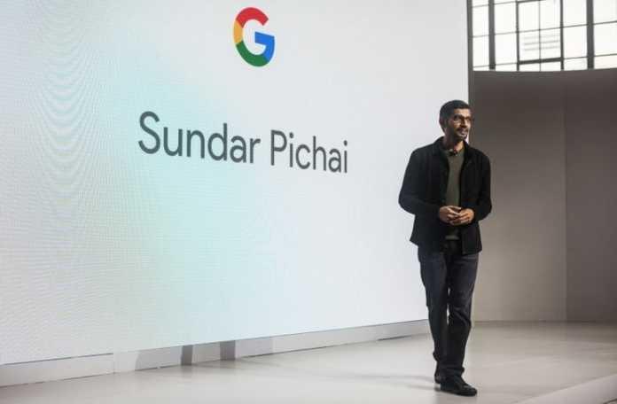 Google'ın CEO'su Sundar Pichai