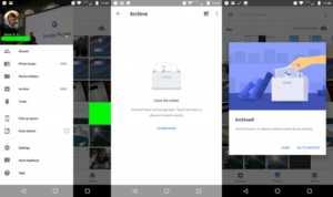 Google Fotoğraflar, kullanıcılarına yeni Arşivleme özelliğini sunuyor