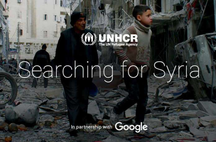 Google'ın yeni web sitesi, Suriye mülteci krizini 360 derecelik fotoğraflar, uydu görüntüleri, video ve daha fazlasıyla açıklıyor