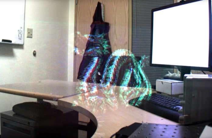 Holografik Görüntü