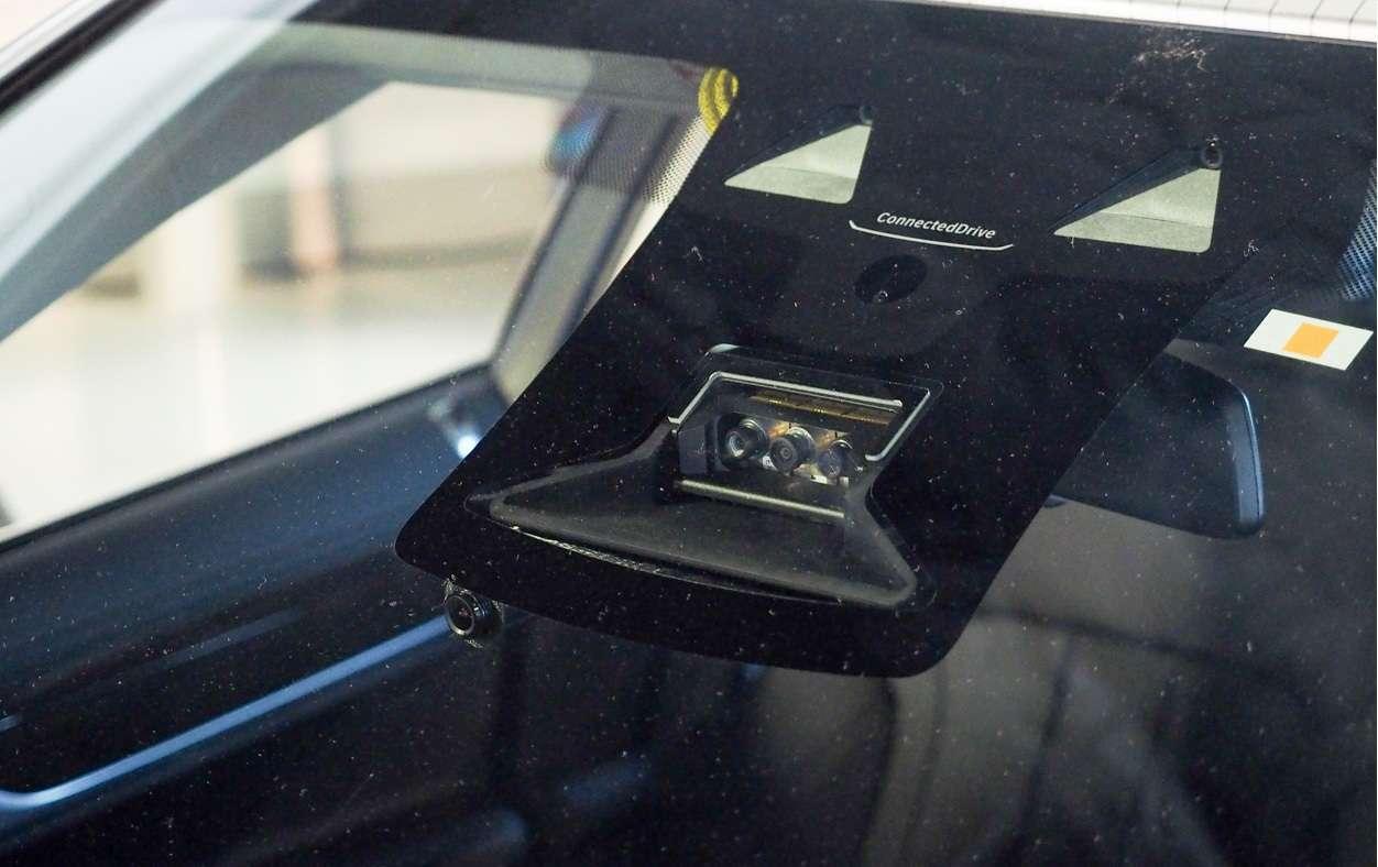 Intel-BMW yüksek oranda otomatikleştirilmiş araba