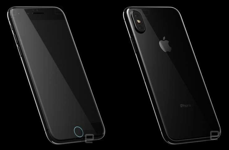 iPhone 8 Ön ve Arka Yüz