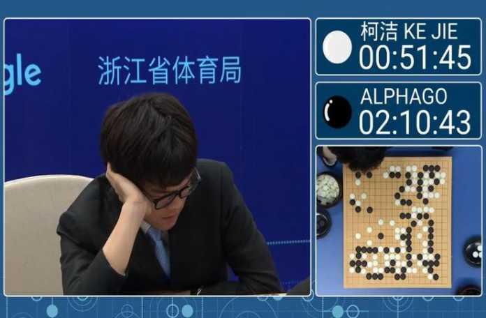 AlphaGo ile Ke Jie