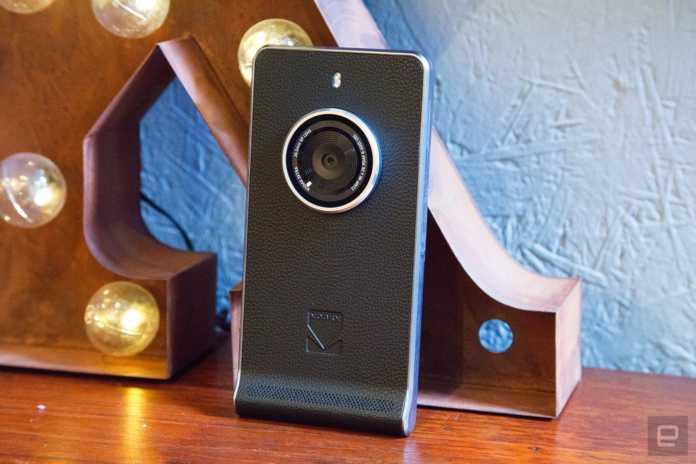 Kodak retro kamerafonuyla ABD'de yeniden trend oluyor