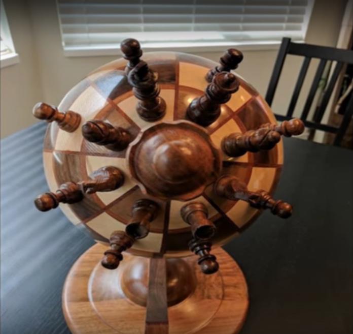 küre biçimli tabla