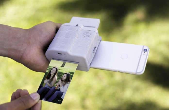 Prynt Pocket mobil yazıcı