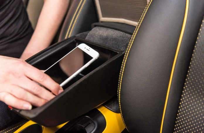 Sürüş esnasında telefonlarımızı bırakmamızı sağlamak