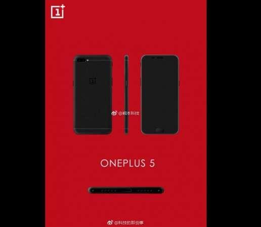 OnePlus 5 Promosyon Resmi