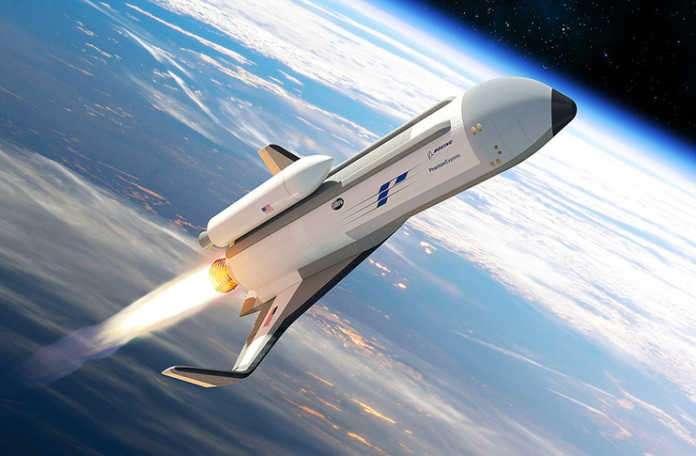 'Deneysel Uzayuçağı (XS-1)'