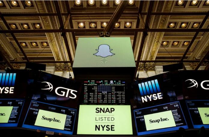 Snapchat hisse değeri kaybediyor