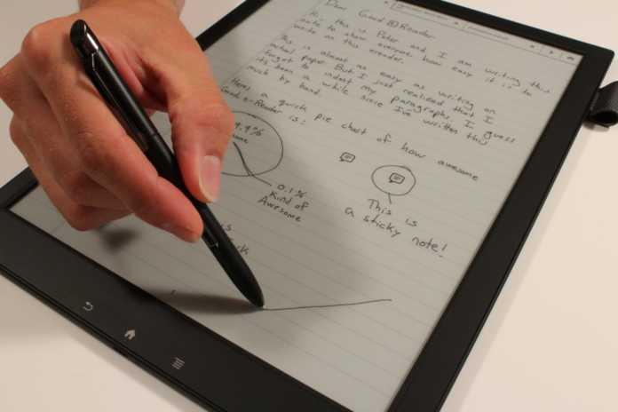 Sonny Digital Paper öğrenci ve akademisyenlere hitap ediyor