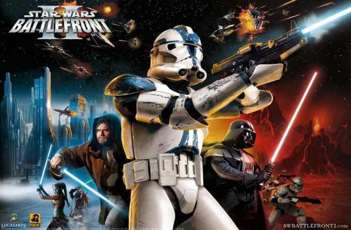 'Starwars: Battlefront II'