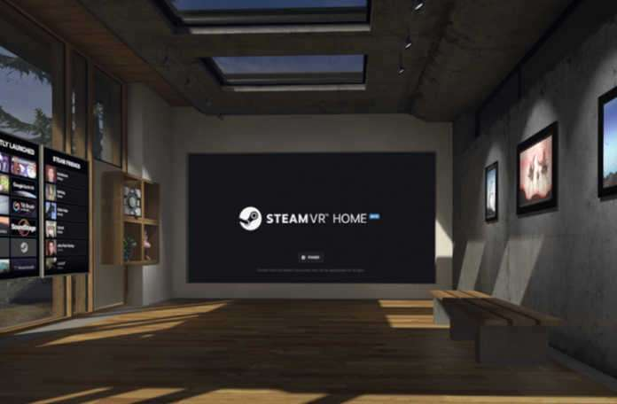 SteamVR Home