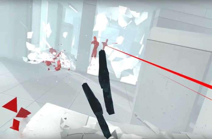 Superhot VR Oculus Rift