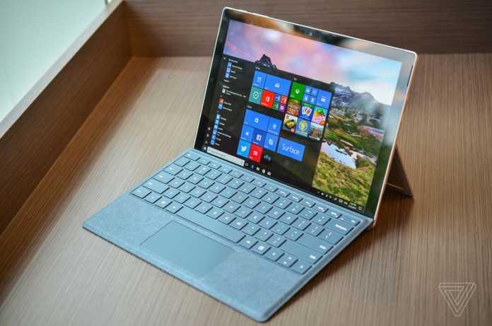 Microsoft yeni 'Surface Pro'