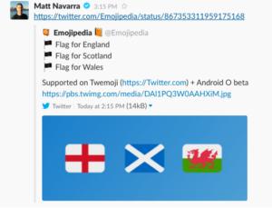 Twitter, her konuda olduğu gibi, emojiler konusunda da seçici davranıyor