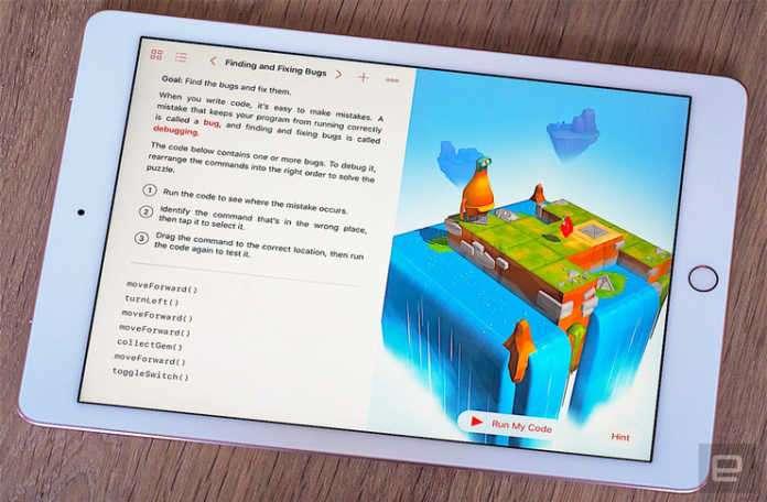 Tynker, Apple'ın 'Herkes Kodlamayı Öğrenebilir' programı