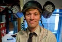 İnternet fenomeni Colin Furze çılgın icatlarını YouTube kanalında yayınlıyor.