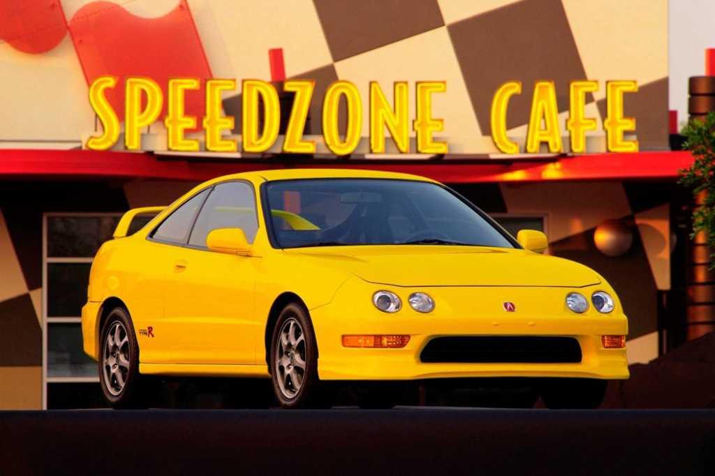 Dünyanın en güzel arabaları - 1997 Acura Integra Type-R