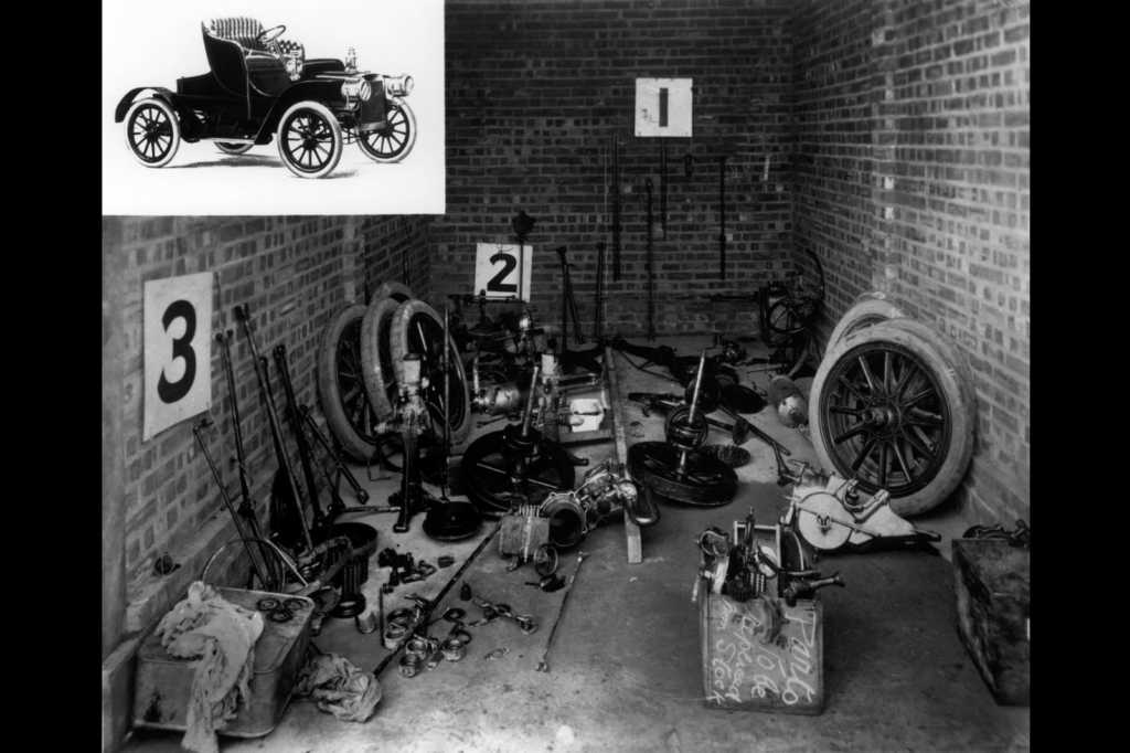 Dünyanın en güzel arabaları - 1908 Cadillac
