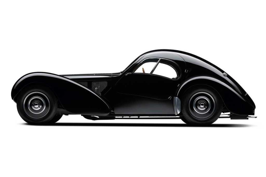 Dünyanın en güzel arabaları - 1938 Bugatti Type 57S Atlantic