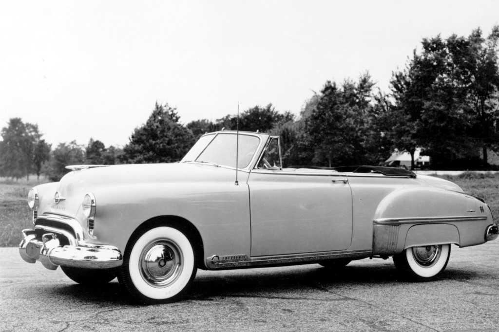 Dünyanın en güzel arabaları - 1949 Oldsmobile 88