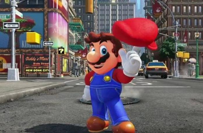 Super Mario Odyssey için göz kamaştıran bir video geldi